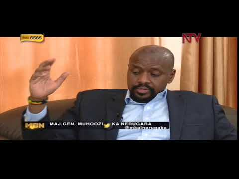 NTV MEN: Gen. Muhoozi Kainerugaba on the role of men in community security