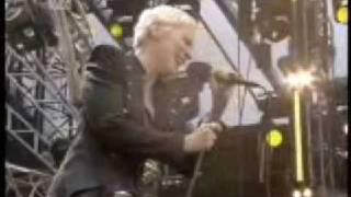 Annie Lennox - There must be an Angel Live