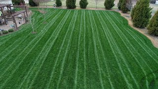 DIY - How To Mow A Lawn - How to stripe the grass - GCI Turf Academy