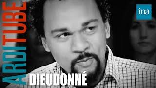 """Dieudonné sur son dernier spectacle """"Mes excuses"""" - Archive INA"""