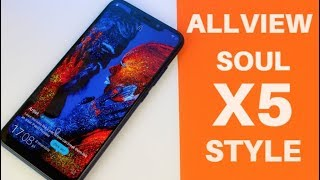 """Allview Soul X5 Style (6.2"""" si notch), review partial"""
