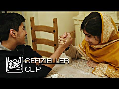 Malala - Ihr Recht auf BildungGeschwisterliebeClip Deutsch German HD Malala Yousafzai