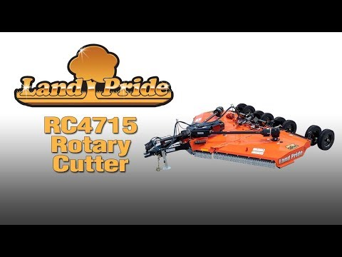 2019 Land Pride RC4715 in Warren, Arkansas - Video 1