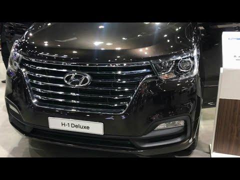Hyundai  H1 Минивен класса M - рекламное видео 4