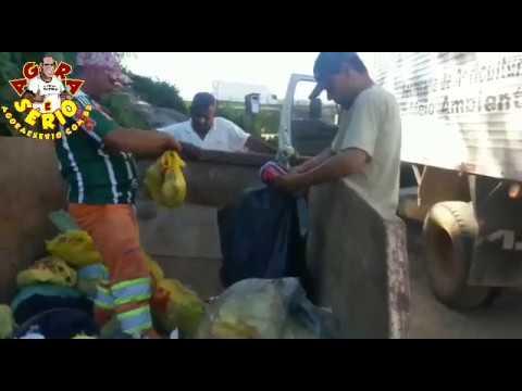 Bianca Ambientalista registra Coletores da Reciclagem sem equipamentos de EPIS