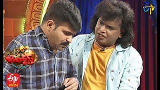 Chalaki Chanti & Sunami Sudhakar Performance | Jabardasth | 15th April 2021 | ETV Telugu