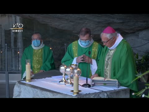 Messe du 7 septembre 2020 à Lourdes