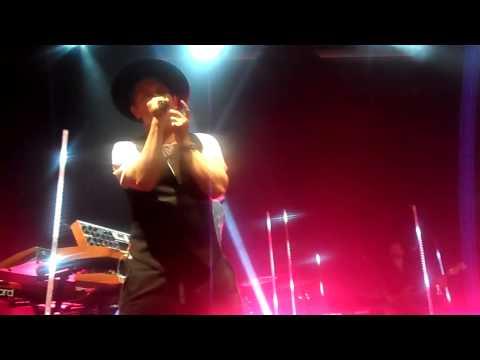 Mark Owen Us & Ours Live Birmingham 14/06/2013