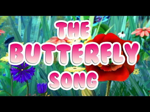 The Butterfly Song   Christian Songs For Kids