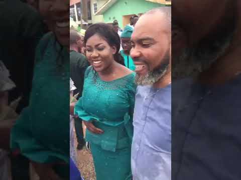 Eunice and Jensen weddings Benin city