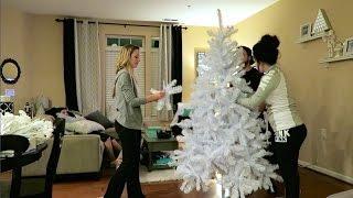 Putting Up The Tree! |  Nov. 27 & 29, 2015