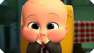 """THE BOSS BABY - """"Weird Baby!"""" - Movie CLIP (Animation, 2017)"""