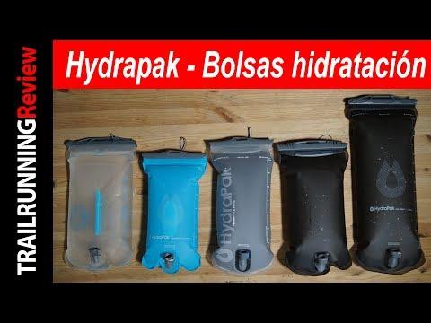 Hydrapak - Gama bolsas hidratación