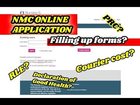 Transcript of training nmc form - Fill Out and Sign