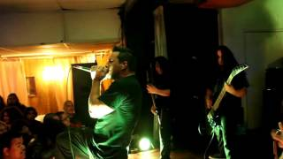 Disgorge-Indulging Dismemberment Of A Mutilating Breed-Live