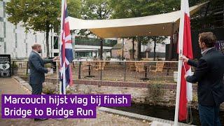 Marcouch hijst de vlag voor bijzondere Bridge to Brigde-loop