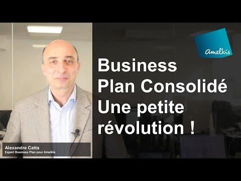 Business plan consolidé : une petite révolution !