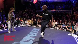 Clementine vs Kwame 2ND ROUND BATTLE House Dance Forever 2019