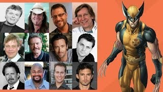 Comparing The Voices - Wolverine