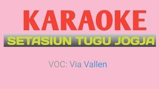 "ViaVallen ""Stasiun Tugu Yogya"""