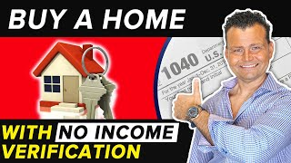 No Income Verification Loans