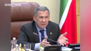 Рустам Минниханов ответил нацу Жирику: если больной иди лечись, а у татарского народа свой президент