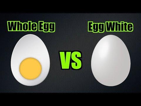 Whole Eggs Vs Egg Whites | Nutrition Battle