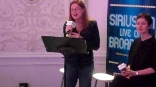 "Christiane Noll - ""Journey To The Past"" - Sirius XM Live On Broadway"