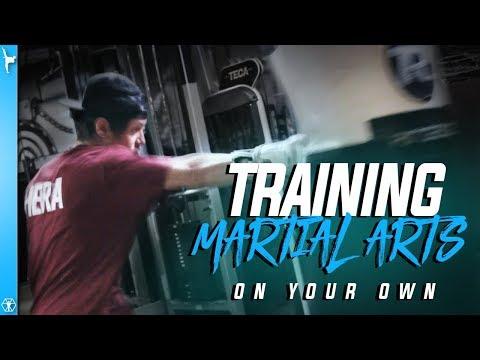 Can You Train Martial Arts Alone?