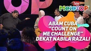 "Lawak bila Abam cuba buat ""Count on Me Challenge"" kat Nabila Razali | Bocey"