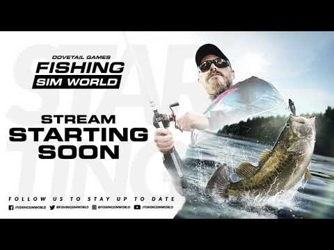 Gameplay de Fishing Sim World Deluxe Edition