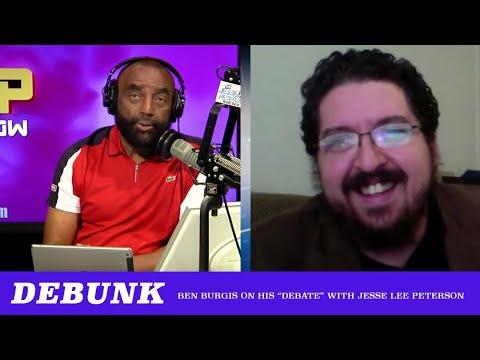 Debunk: Ben Burgis Debunks Jesse Lee Peterson (BETA!!) ft. Ben Burgis & Emma Vigeland (TMBS 97)