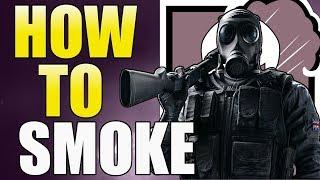 Rainbow Six Siege - Smoke Guide - Year 3 - Tips And Tricks