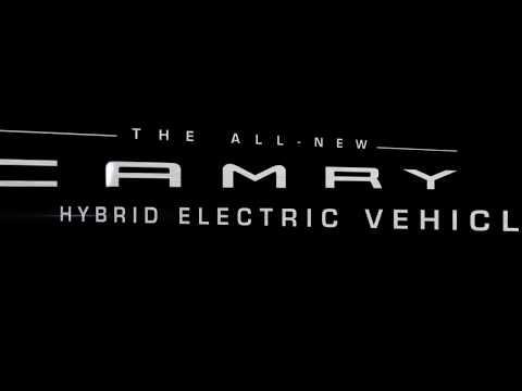 Toyota Camry Hybrid Седан класса D - рекламное видео 3
