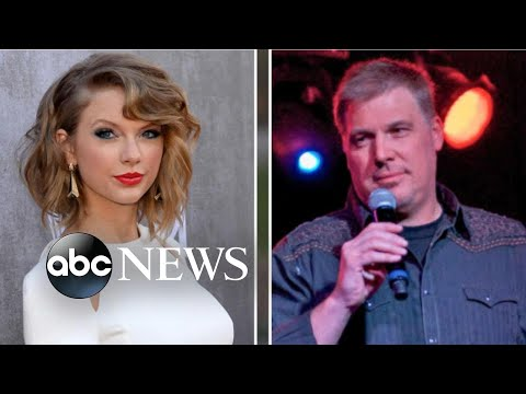 Taylor Swift's mom in court claims former DJ sexually assaulted singer