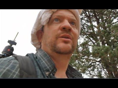 Rockhounding with Bigfoot - APPARENTLY!!?