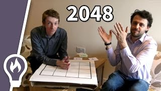 2048 strategy and maths