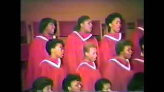 "First Baptist Church of Hamilton Park Mass Choir - ""Walk In The Light"""