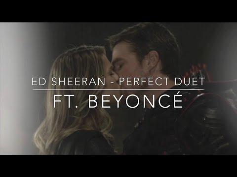 Ed Sheeran - Perfect Duet ft. Beyoncé •Sub español•