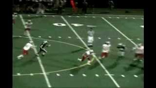 David Mahoney Football Highlights 2011