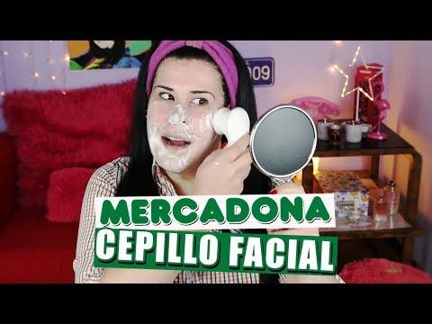 MERCADONA: Cepillo FACIAL eléctrico ¡A prueba! | Mi OPINION sobre su LIMPIEZA FACIAL profunda