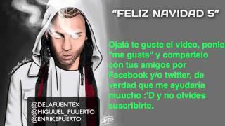 Feliz Navidad 5   Arcangel  Con Letra   Reggaeton 2013