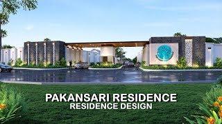 Video Desain Perumahan Villa Bali 2 Lantai Pakansari di  Bogor, Jawa Barat