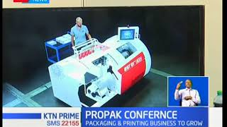 Propak exhibition of 2018 involves local and international exhibitors showcasing the latest products