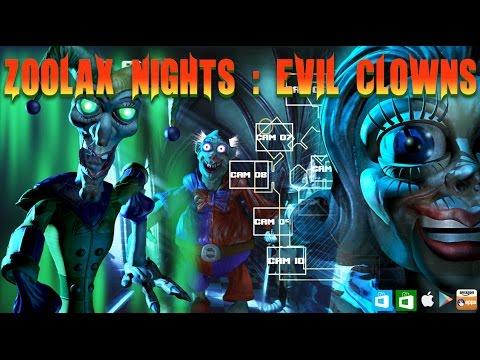 Vídeo do Zoolax Nights:Evil Clowns Free
