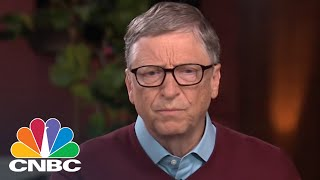 Bill Gates: Big Tech Companies Will Be Able To Handle Regulation | CNBC