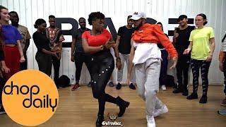 Kojo Funds X WizKid   I Like | Fumy Opeyemi Choreography | Chop Daily