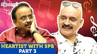 SPB has a lot to say about Music Directors! | Heartist Interview with SPB | Part 3 | Bosskey TV