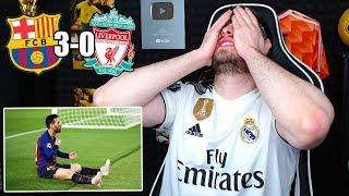 MADRIDISTA REACCIONA Al FC BARCELONA 3-0 LIVERPOOL Ida SEMIFINAL Champions League 2019