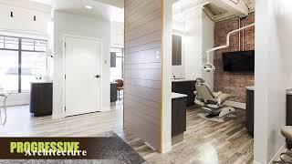 Progressive Architecture | Award Winning Dental Office Space